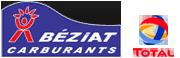 logo beziat carburants