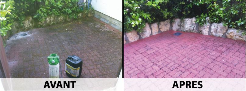 nettoyage exterieur toulouse terrasse